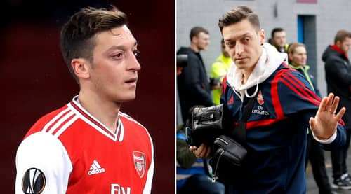 Mesut Ozil And Arsenal Reach Agreement To Terminate His Contract, Will Sign For New Club On Monday