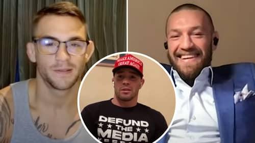 UFC Star Colby Covington Drops A Scathing Prediction For Conor McGregor Vs Dustin Poirier