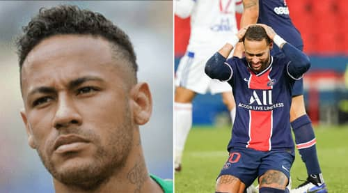 Paris Saint-Germain And Brazil Ace Neymar Admits He Once Considered Quitting Football