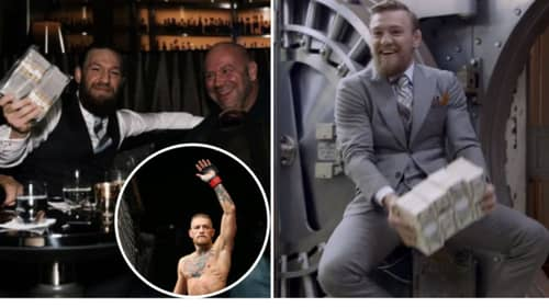 The $3 Million Bet Conor McGregor Offered To UFC President Dana White