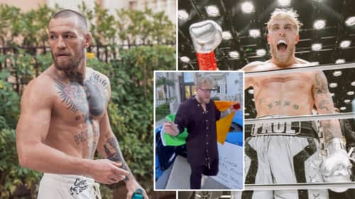 """Conor McGregor Gives His Thoughts On """"The YouTube Kid"""" Jake Paul And 'YouTube Boxing' In General"""