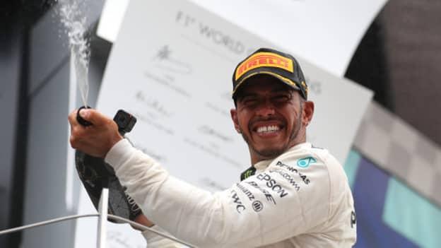 Lewis Hamilton Catches Flak For 'Gender-Shaming' His Kid Nephew