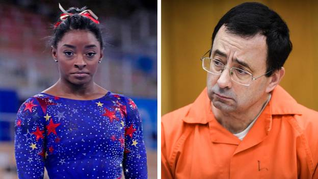Simone Biles Shares Tweet Hinting Larry Nassar Abuse Could Have Contributed To Her Mental Health Struggles