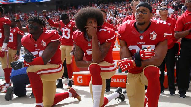 Colin Kaepernick To Release New Book Calling To 'Abolish The Police'