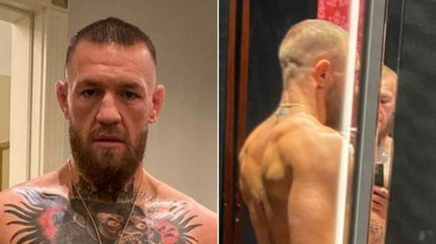 Conor McGregor's New 'Jacked And Loaded' Physique Is Seriously Impressive
