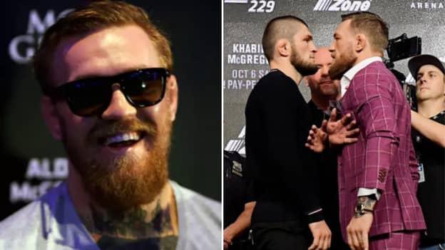 Conor McGregor Vs Khabib Nurmagomedov: Rematch 'Wouldn't Be A Close Fight'
