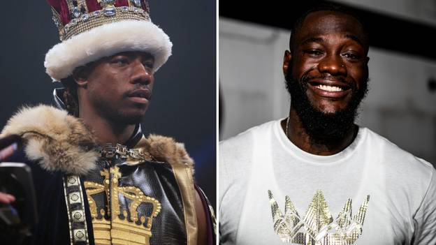 'Deontay Wilder Has Completely Lost His Mind Over Mark Breland Feud And Charles Martin Could Beat Him'