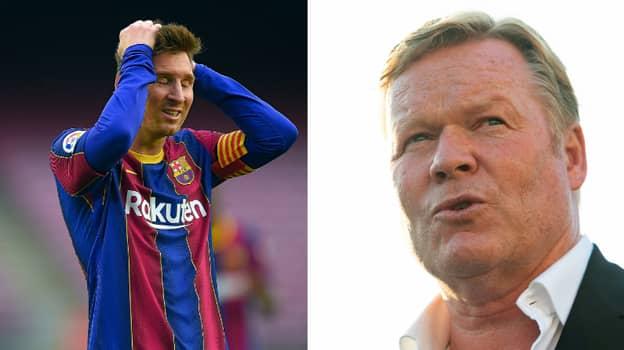 Barcelona Issued Worrying Warning Over Lionel Messi's La Liga Registration