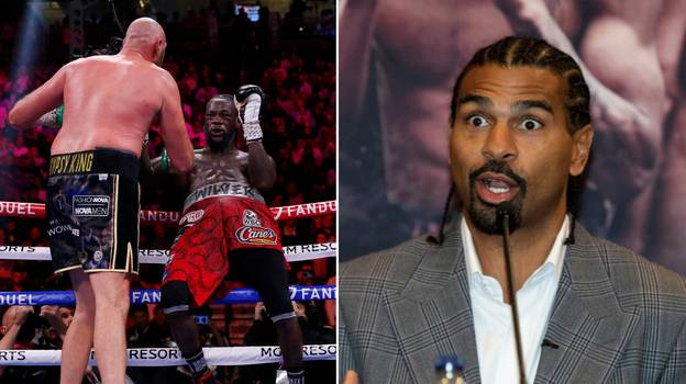David Haye Still Wants To Fight Tyson Fury After Getting Deontay Wilder Fight Prediction Wrong