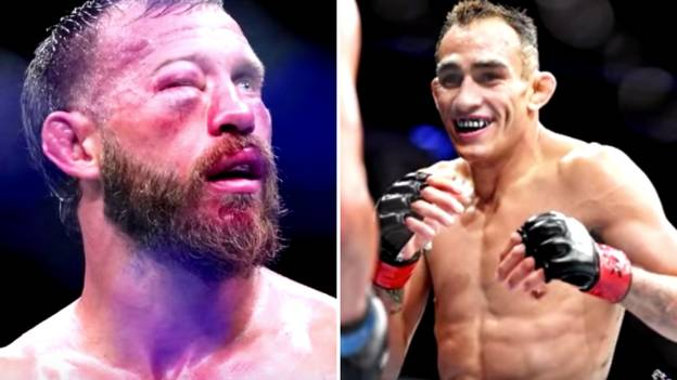 UFC Fan's Video Shows Before And After Photos Of When Tony Ferguson 'Brutalised' Five Opponents