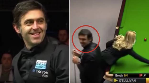 Throwback To The Time Ronnie O'Sullivan Scored A 146 On Purpose