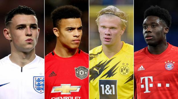 Top 10 Most Valuable Players Born After The Year 2000 Have Been Revealed