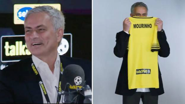 Jose Mourinho Signs Deal To Join talkSPORT, Just Days After Spurs Sacking