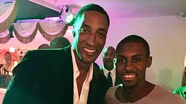 Scottie Pippen's Son Sadly Passes Away At The Age Of 33