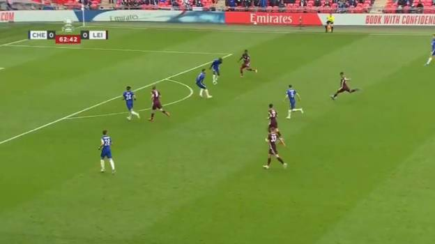 Youri Tielemans Scores Absolute Worldie In FA Cup Final