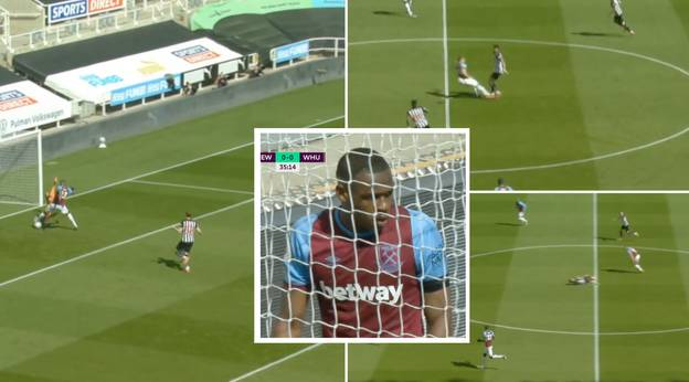 Issa Diop Scores Weirdest Own Goal Of The Season In West Ham's Defensive Disasterclass