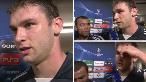 Branislav Ivanovic Being Told He Would Miss The Champions League Final Is Still The Most Awkward Interview Ever