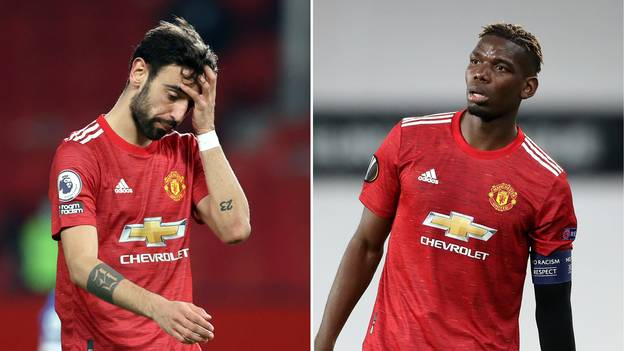 Bruno Fernandes 'Has One Paul Pogba Condition' Before Agreeing New Man Utd Contract