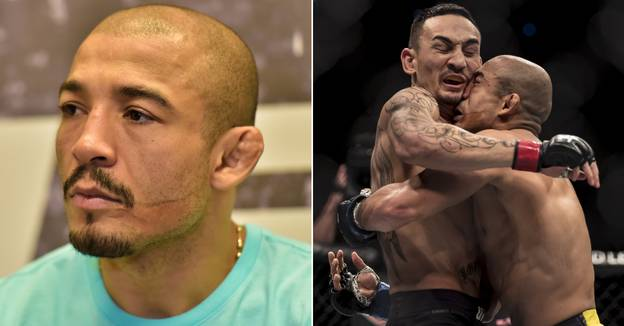 Bizarre Story Of How UFC Star Jose Aldo Got His Distinctive Facial Scar