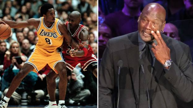 Michael Jordan Reveals He Cannot Bring Himself To Delete Heartbreaking Last Text Messages To Late Kobe Bryant