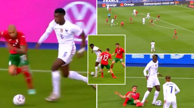Paul Pogba Was Given So Much Creative Freedom Against Bulgaria And He Ran The Show