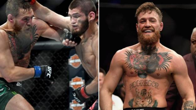 Chuck Liddell Believes 'Khabib Is Worried About McGregor Getting Better And Beating Him'