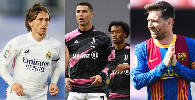 UEFA Issue Punishment Update For Real Madrid, Barcelona And Juventus Over ESL Plan