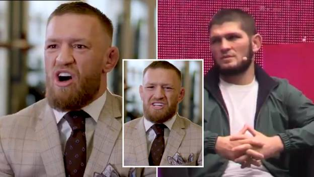 'Bitter' Conor McGregor Went Back And Forth With Khabib Overnight In Most Toxic And Extraordinary Battle Yet