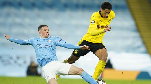 Borussia Dortmund Vs Manchester City - Prediction, Odds, Team News And How To Watch