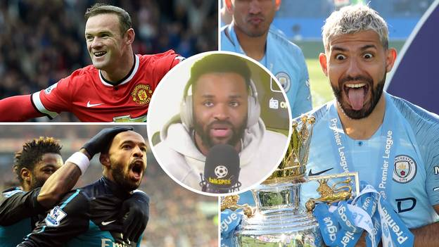 Darren Bent Controversially Snubs Sergio Aguero As He Names Top Five Premier League Strikers Of All Time