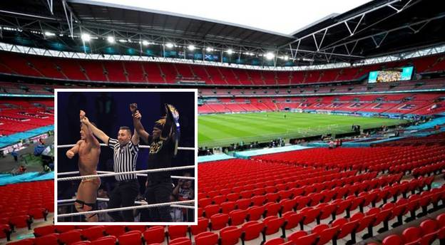 WWE To Hold 'Huge UK Pay-Per-View Event' At Wembley in September 2022