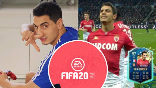 Wissam Ben Yedder Knows He Is The Most Hated Player On FIFA 20, Offers Hilarious Giveaway