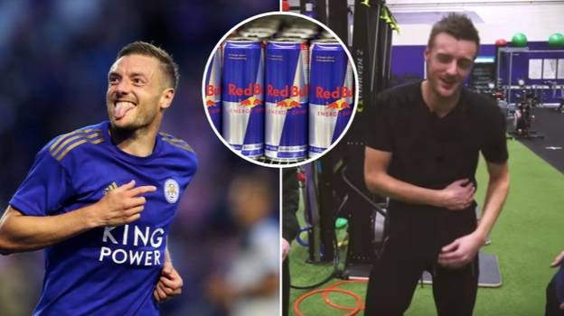 Jamie Vardy's Pre-Match Diet Is Still Next Level