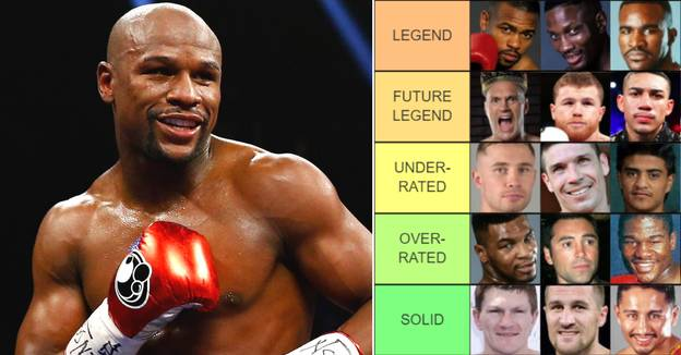 Boxing's 'Fighter Of The Year' Winners Ranked From GOAT To Absolute Journeyman