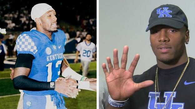 US College Athlete Goes Viral For Having Six Fingers On One Hand