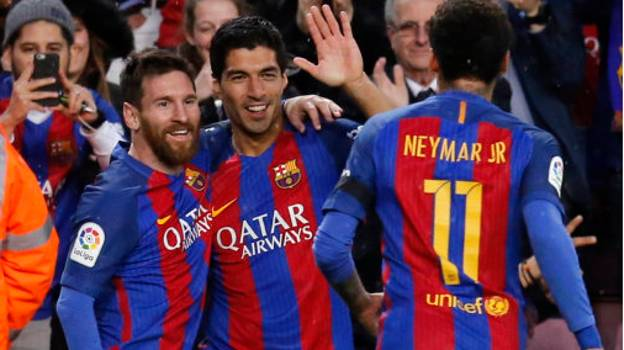 Neymar Admits He Misses Lionel Messi And Luis Suarez At Barcelona