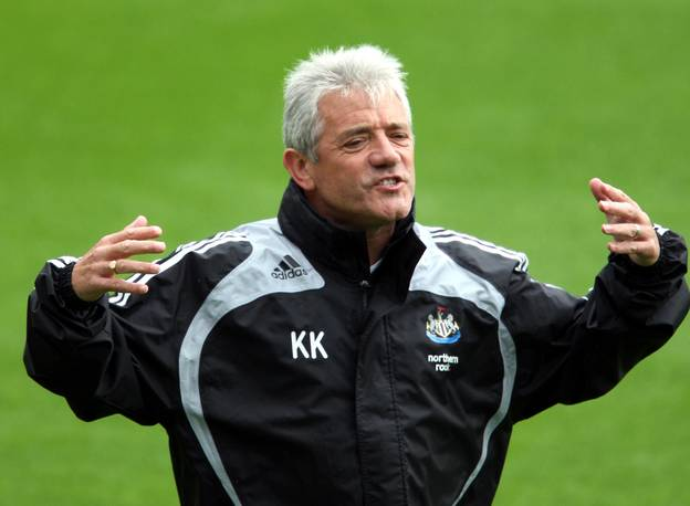 Newcastle Legend Keegan Fires Volley At Newcastle Owner