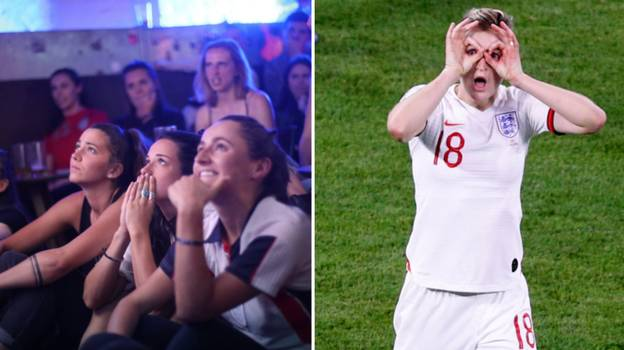 England's World Cup Defeat By USA Was The Most Watched TV Programme Of 2019