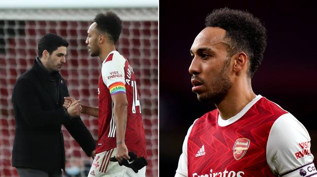 Pierre-Emerick Aubameyang Is Back On Twitter And Apologises For Bizarre Outburst