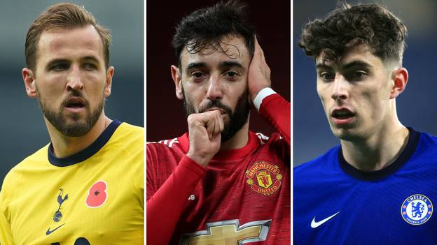 Every Premier League Club's Most Valuable Player Revealed Ahead Of January Transfer Window Opening