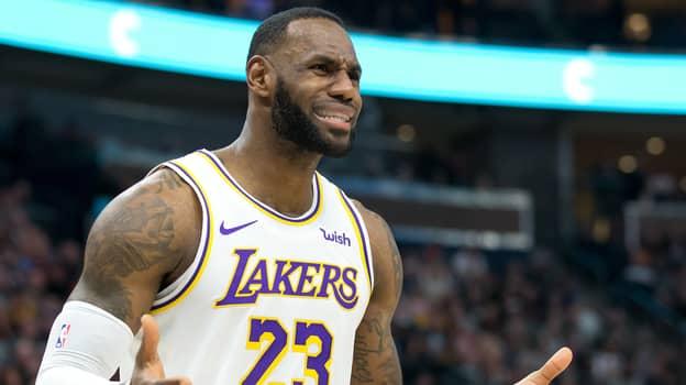 LeBron James Left Off Basketball Legend's All-Time NBA Team