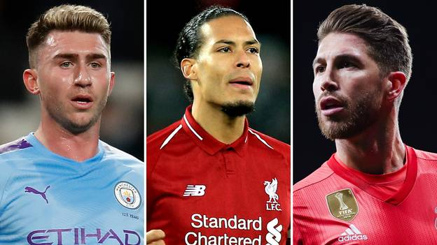 The 10 Best Centre-Backs In World Football In 2020 Have Been Named And Ranked