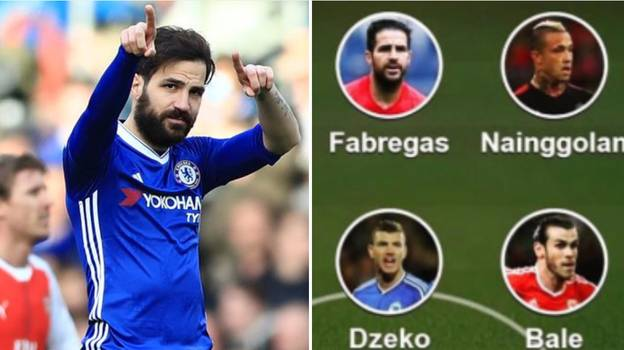 Cesc Fabregas Proposes World Cup Absent XI Play Argentina In Friendly