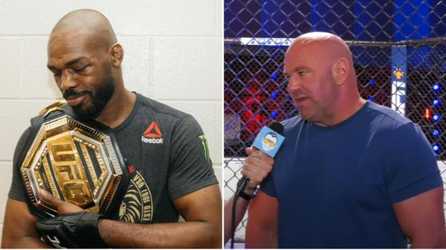 UFC Star Jon Jones Has Two Huge Options On The Table As Dana White Gives Ultimatum