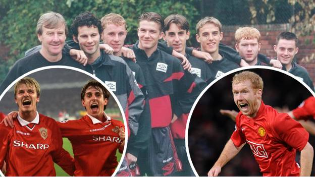 The Incredibly Low Wages David Beckham, Paul Scholes And Gary Neville Were On After Signing First Pro Deal