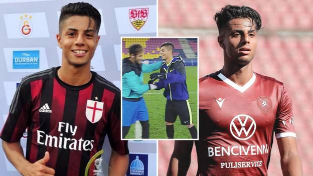 Forgotten Wonderkid And YouTube Sensation Hachim Mastour Is Now 23 And Without A Club