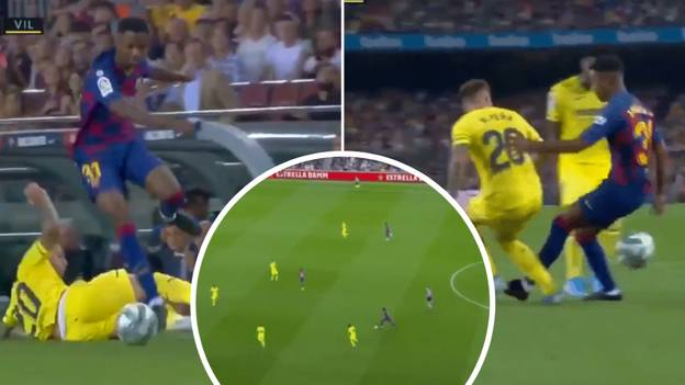 Ansu Fati's Individual Highlights For Barcelona Prove He's The Real Deal