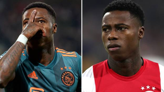 Quincy Promes 'Arrested For Alleged Stabbing During Fierce Argument With Family Member'