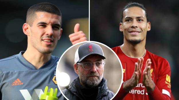 Conor Coady Is A 'Ready-Made' Replacement For Virgil Van Dijk, Says Mark Lawrenson