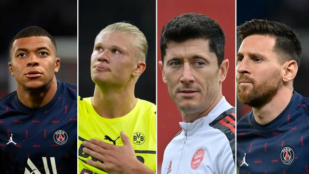 Every Ballon D'Or Winner Simulated Until 2035: Featuring Mbappe And Lewandowski